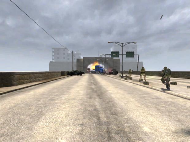 New Map : Bridge