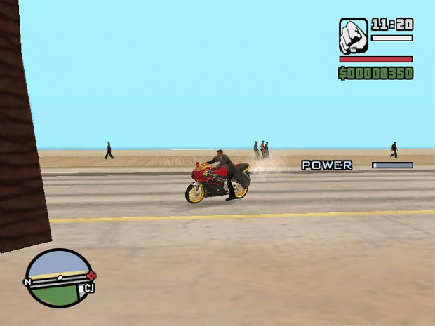 Motorcycle Vampires took off on in first of Blade2