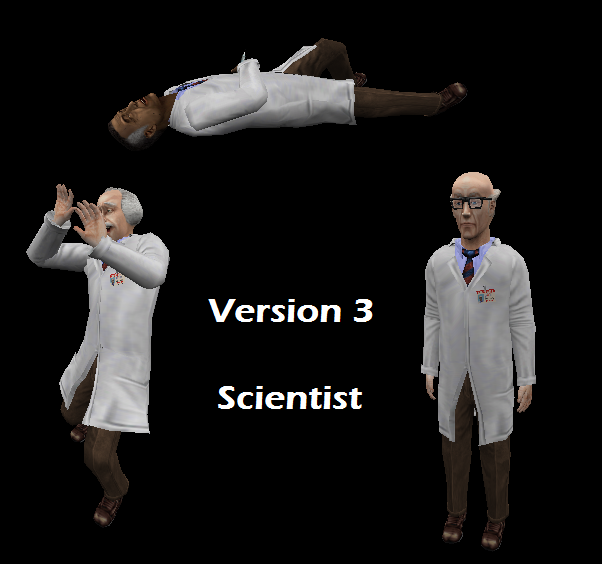 Version 3 Scientist