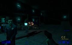 Lab in the dark