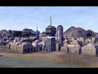 Tatooine Skirmish Map