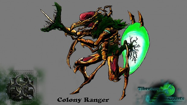 Colony Unit Concepts