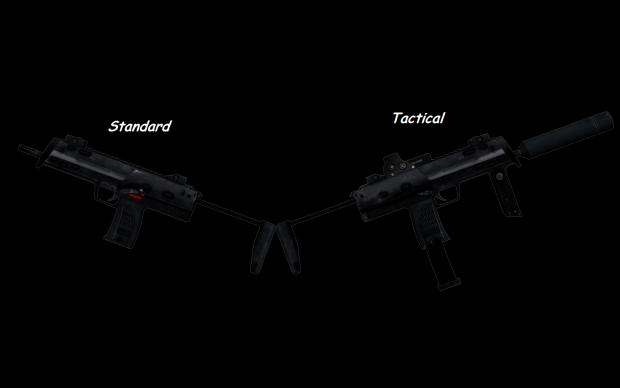 MP7 Variations