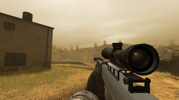 New M82A1 Concept