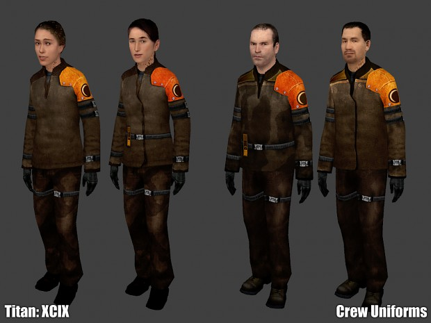 Character Uniforms