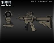 M4A1 ACOG Tan Skin Update