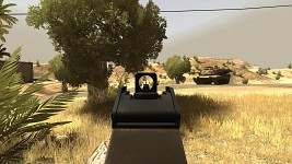 XM8 Compact Ironsight