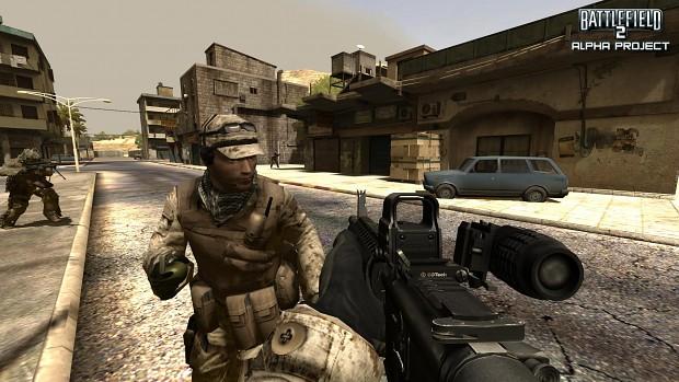 Alpha Project 0.31 Final Release Screenshots
