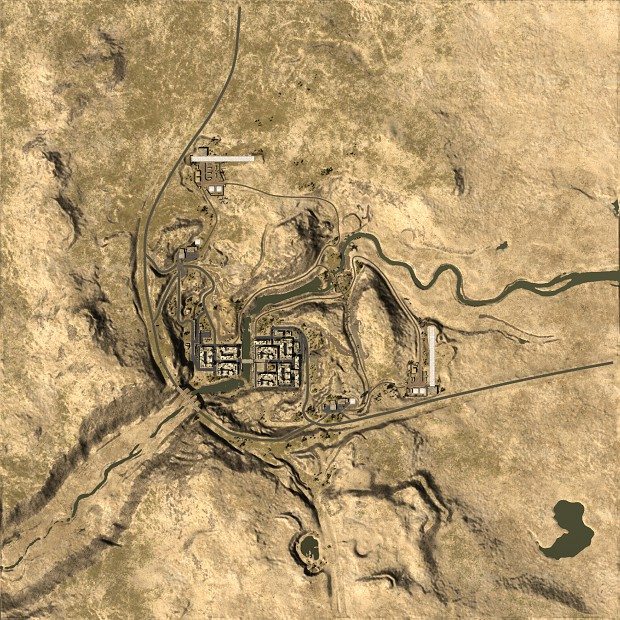 Divided City Minimap
