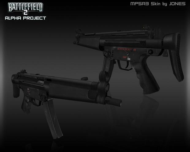 MP5A3 HD Skin Render image - Alpha Project mod for ... | 620 x 496 jpeg 31kB