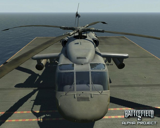 UH60 Hydra Pods