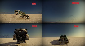 Muscle Car on 2 Wheels?