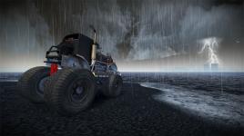 Bone Crusher Truck Wheel Fix