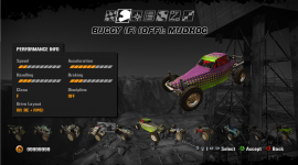 Drive Layout Info / Fixed Mud Hog