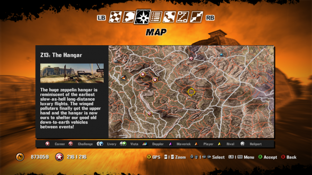 New Map Interface [V15.2 Rev. 3]