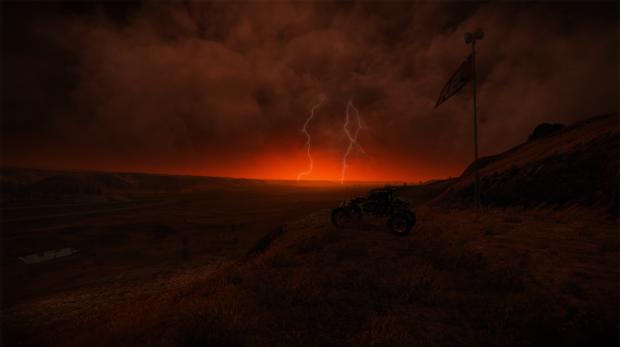 "Vista Point - ""Storm Fields"""