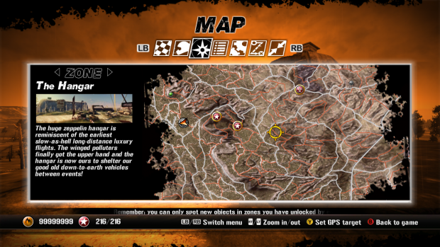 Optional UI Screenshots