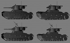 NRA - All T'26 Models