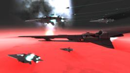 CRF fleet in orbit