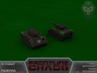 Revenant Pandora Armoured Carrier