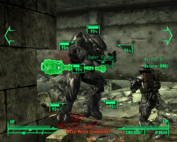 ODST VS Elite image - Halout 3 mod for Fallout 3 - Mod DB