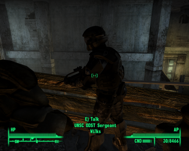 fallout 3 how to get to gnr