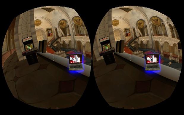 Oculus Rift DK2 Support