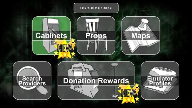 Collect Rewards Menu
