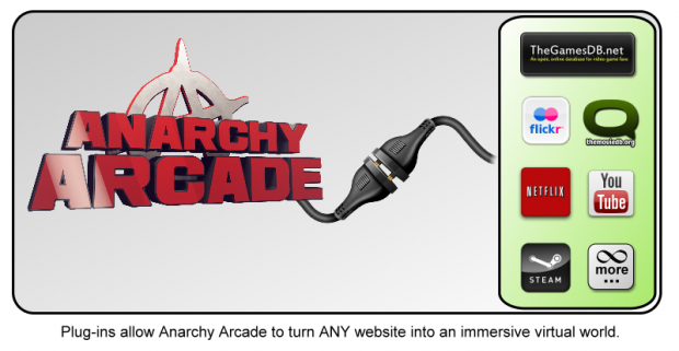 AArcade Service Provider Plugins