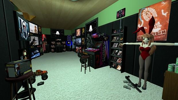 Terminator Room & New KS