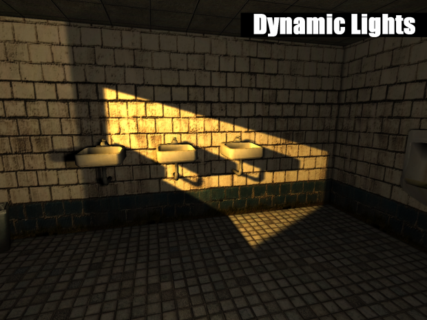 Dynamic Lights