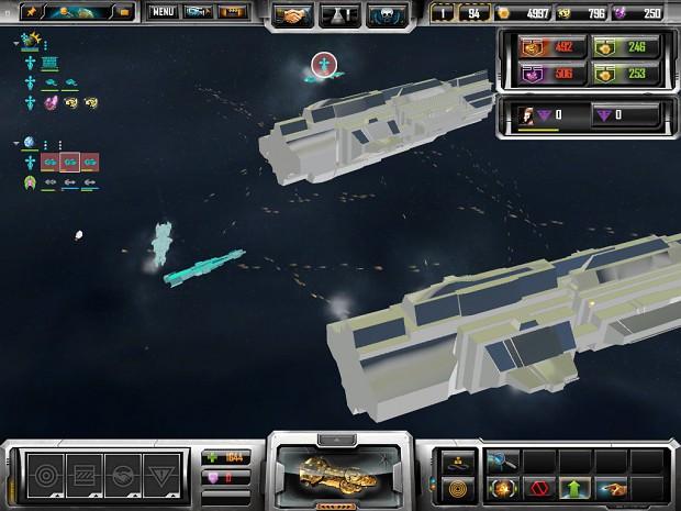 T.E.F Mark 8 Heavy Skirmisher