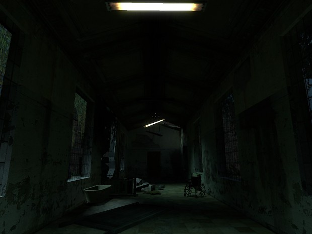 Test/Concept Hallway