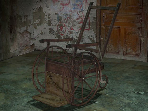 New Wheelchair Model