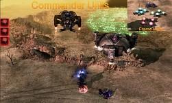 Commander/Frame unit