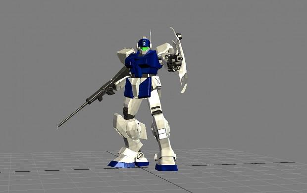 GM Sniper 2 White Dingo Training