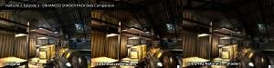 Half-Life 2 EP2 - HQ & UHQ Shader Pack Comparison