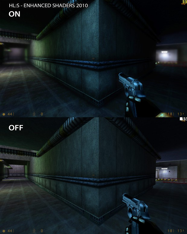 HL:S ES2K10 - Comparison 5 - Depth of FIeld