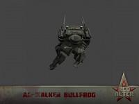 Bullfrog render 1