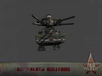 Bullfrog render 2