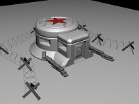 Pact pillbox render WIP 2