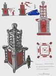 Soviet propaganda post concept art 2