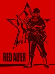 Red Alter old poster