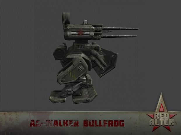 Bullfrog render 3