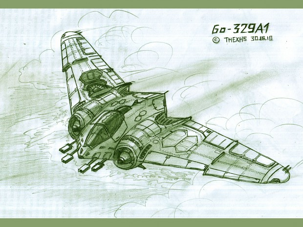 Reich flying wing