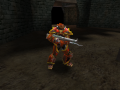 Weapons third person view