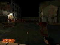 Zombies beta demo v0.72