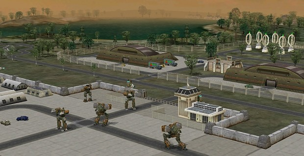 The prolog : mercenaries