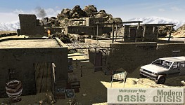 New mini MP map, Oasis