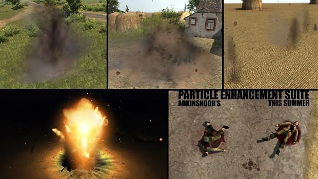 Particle Enhancement Suite